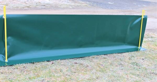 Reptilienschutzzaun/Amphibienschutzzaun 60 cm hoch