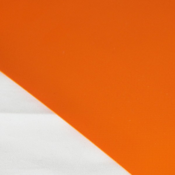 PVC Rollenware matt 3,00m breit, orange dunkel