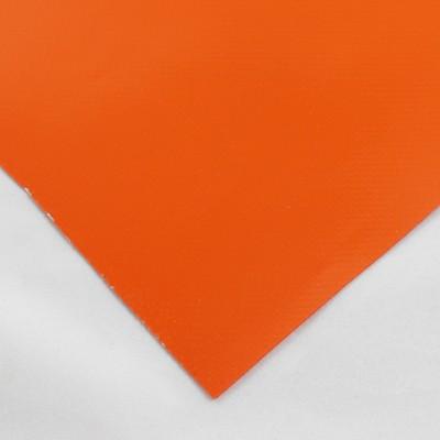 ohne Saum und ohne Ösen, orange