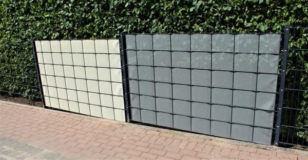 Sichtschutzstreifen PVC NETZ 60 Meter