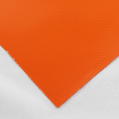 PVC Rollenware 2,50m breit, orange