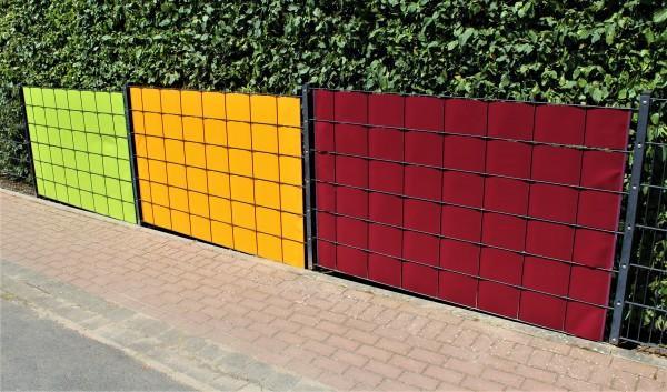 Sichtschutzstreifen PVC MATT 65 Meter