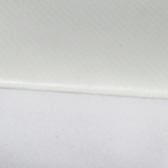 PVC matt mit Saum und ohne Ösen, hellgrau
