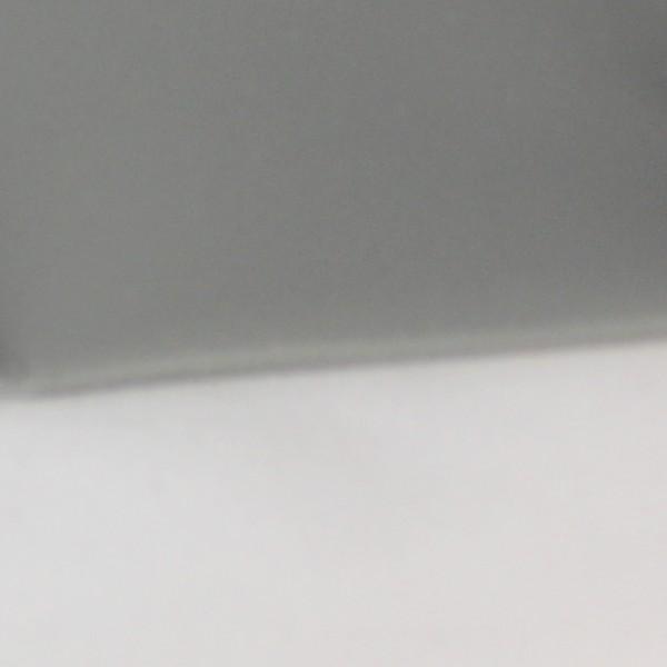 PVC matt mit Saum und ohne Ösen, dunkelgrau